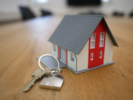 klíče dům prodej